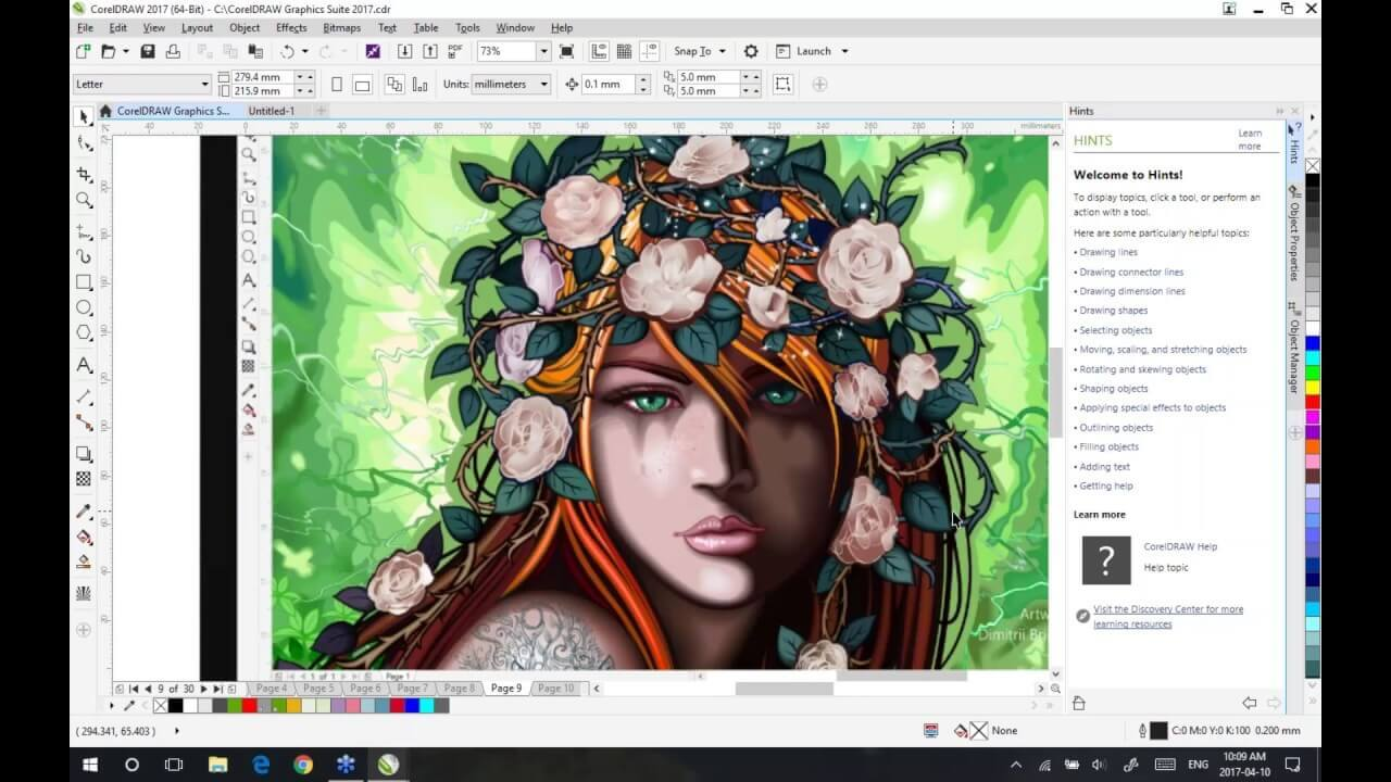 CorelDRAW-Graphics-Suite licence key