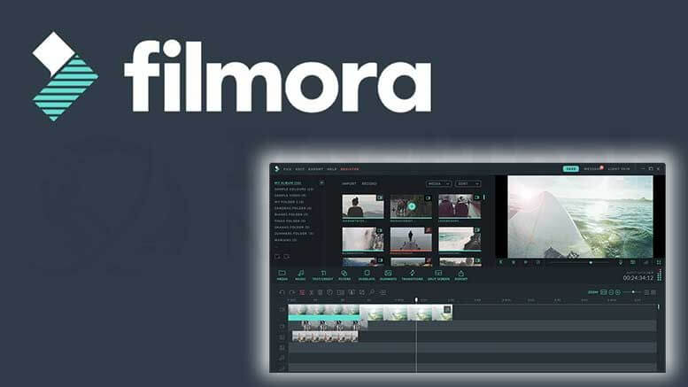 Wondershare Filmora X 10.0.10.20 Free Download Crack All 100% Working keys 2021