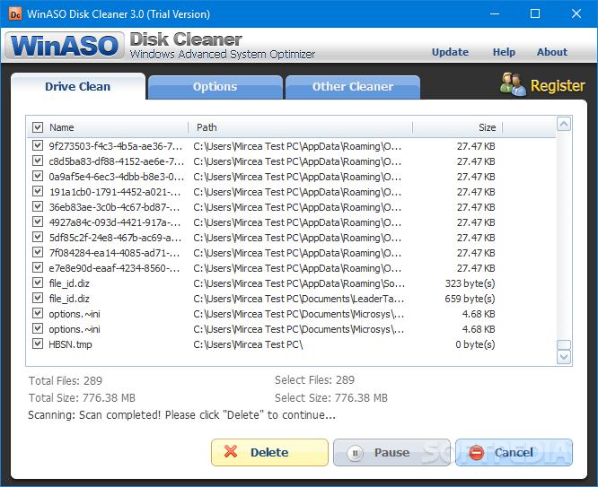 winaso-disk-cleaner keygen