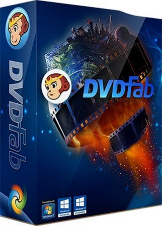 DVDFab Platinum 11.0.8.5 Latest Version Crack Free Download