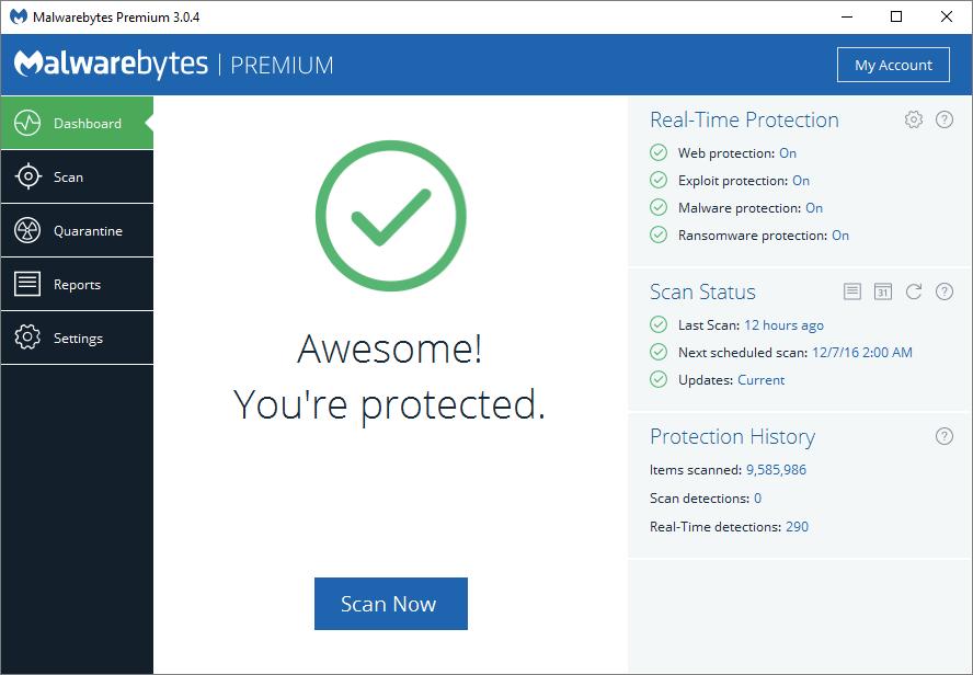 Mmalwarebytes Premium crack