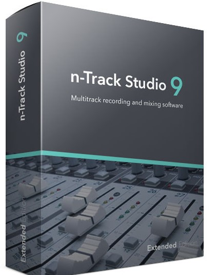 n-Track Studio Suite 9.1.3.3744 Crack & Serial key 2021 Free Download