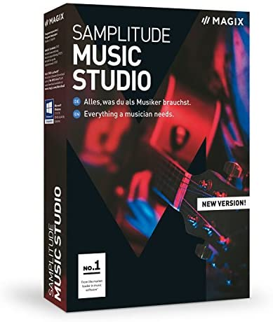 MAGIX Samplitude Music Studio Crack 2021 v26.0.0.12 Free Download