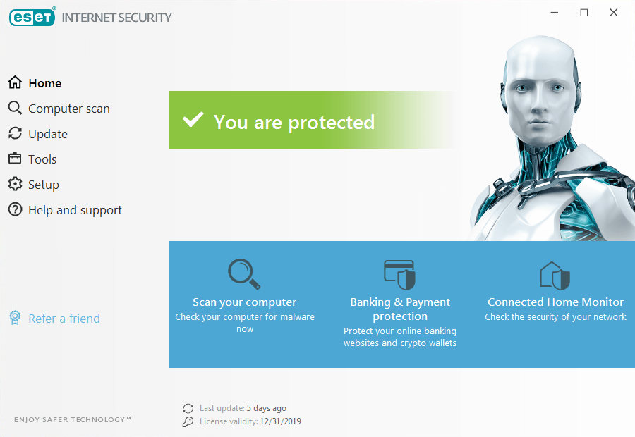 ESET Internet Security serial key