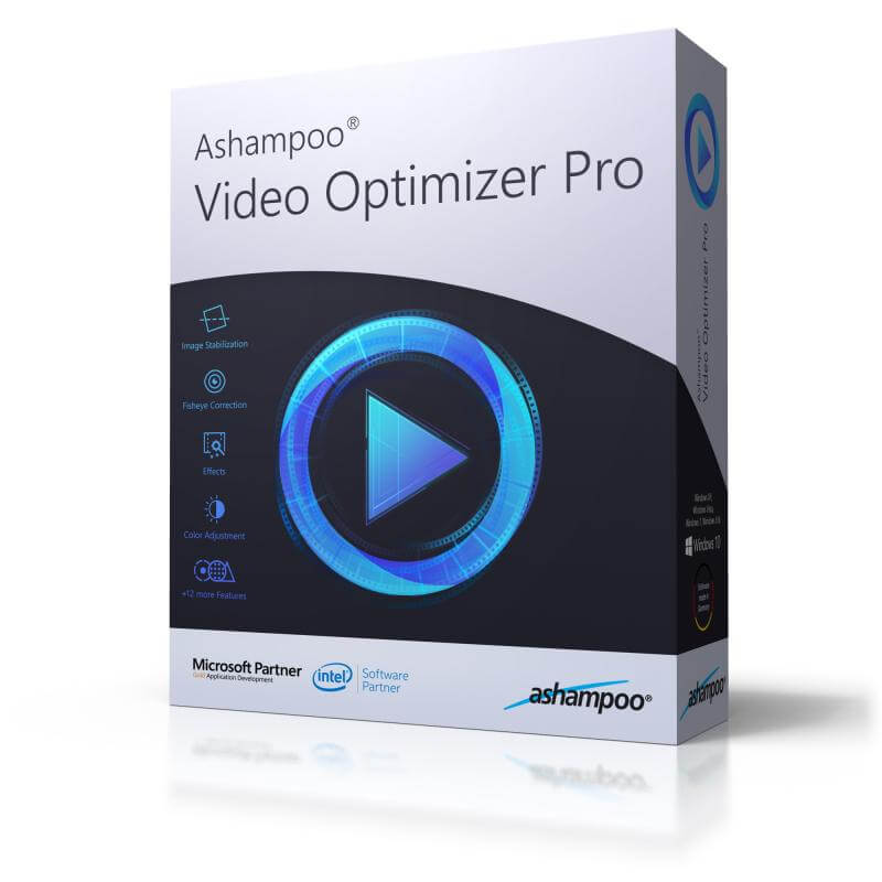 Ashampoo Video Optimizer Pro [2.0] Free Download Crack Latest 2020