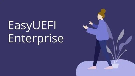 EasyUEFI Enterprise 4.5 Download latest version crack Free 2021