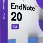 EndNote 20.1 Build 15341 Free Keygen Crack Download Latest Version 2021