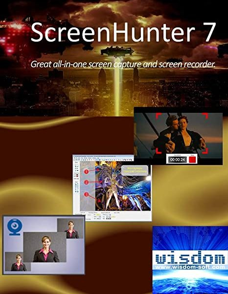 ScreenHunter Pro [7.0.1117] Free Download Crack 2020 Latest Version