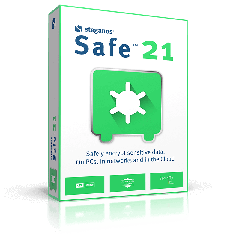 Steganos Safe [21.1.0.12679] Free Download Crack 2021 Full Version