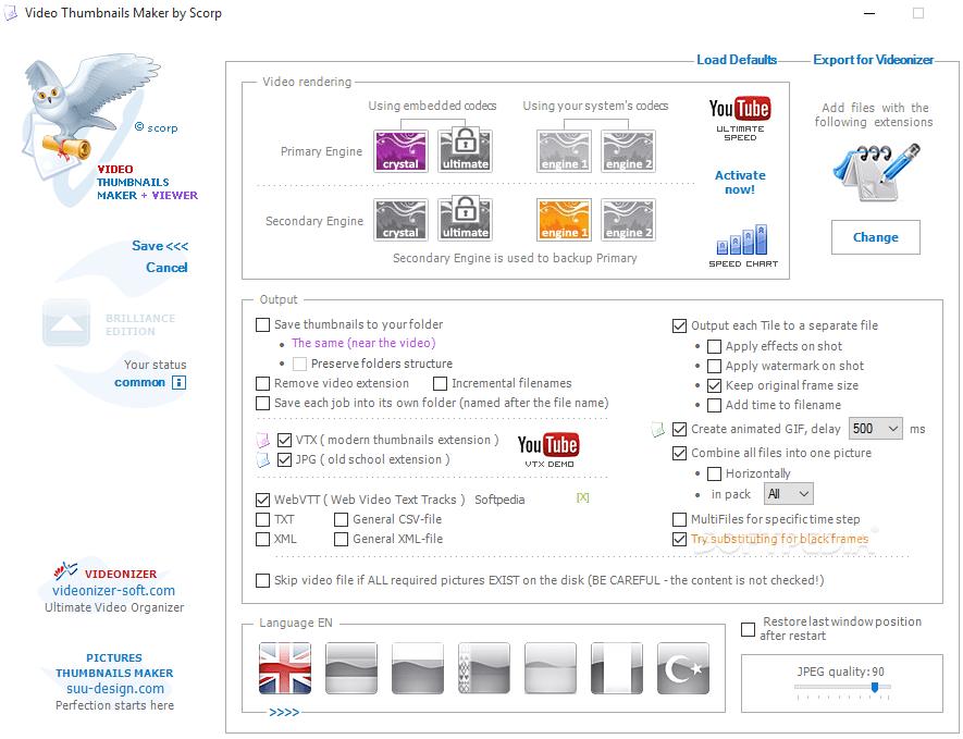 Video Thumbnails Maker Platinum 15.1.0 keygen