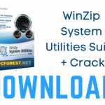 WinZip System Utilities Suite 3.11.1.12 Full Version Crack Free Download