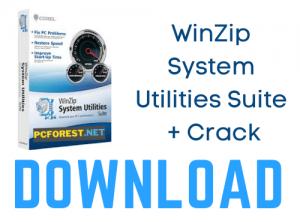 WinZip System Utilities Suite free crack