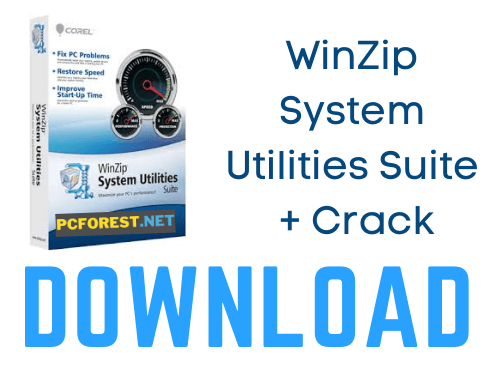 WinZip System Utilities Suite [3.10.0.22] Full Version Crack Free Download