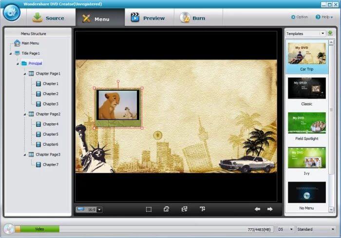 Wondershare DVD Creator keygen