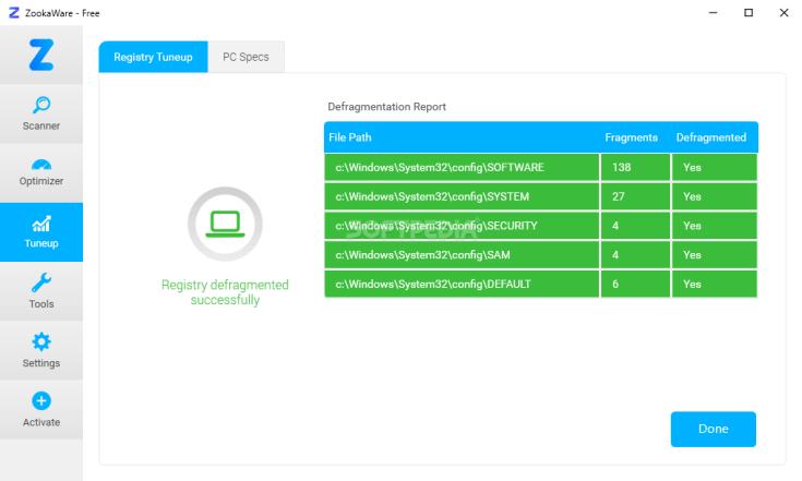 ZookaWare Pro 5.2.0.15 Free keygen