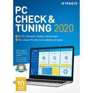 magix pc check and tuning serial key