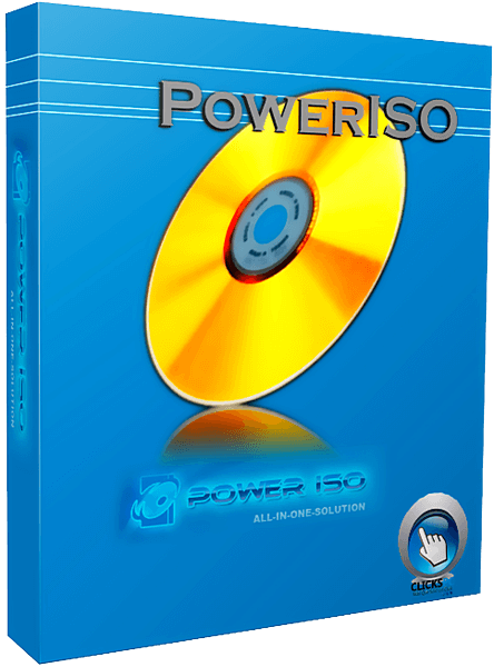 PowerISO [v7.7] Full Version Free Crack Download Latest For Mac & Win