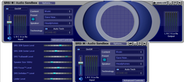 srs audio sandbox crack free