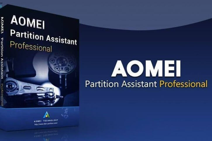 AOMEI Partition Assistant [8.9] Pro Crack Download Free Latest Version 2021