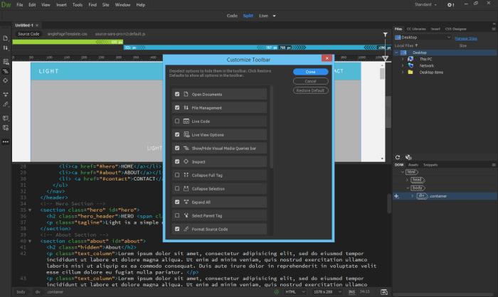Adobe Dreamweaver free keygen
