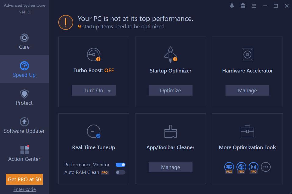 Advanced SystemCare Pro free keygen