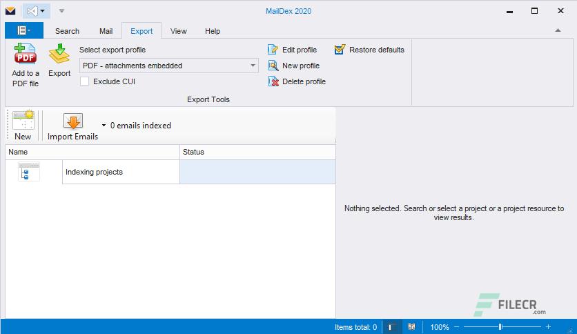 Encryptomatic MailDex [1.5.3.0] free crack