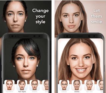 FaceApp Pro Mod APK keygen