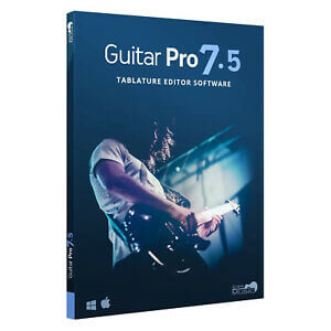 Guitar Pro Crack 7.5.5 Full All keys Free Download Latest version 2021