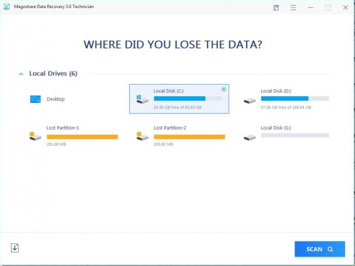 Magoshare Data Recovery Enterprise free keygen