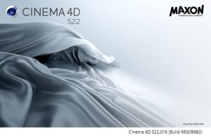 Maxon Cinema 4D S22.118 free crack