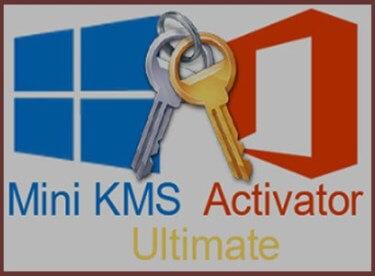 Mini KMS Activator Ultimate V2.6 Crack Free Download For Office/Windows 2021