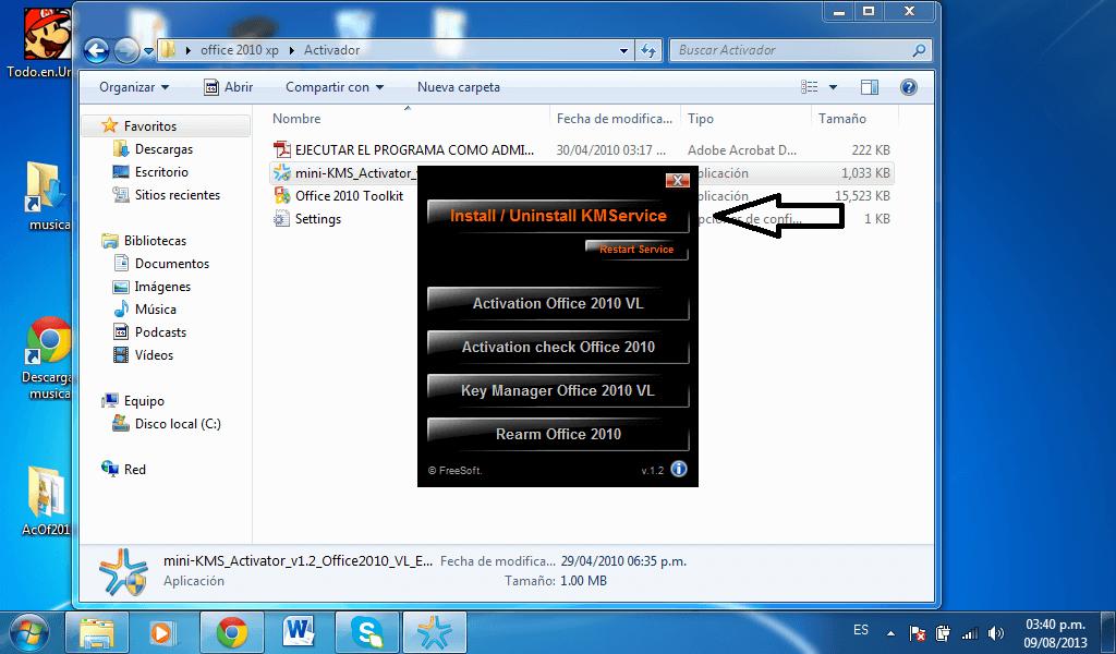 Mini KMS Activator Ultimate serial key