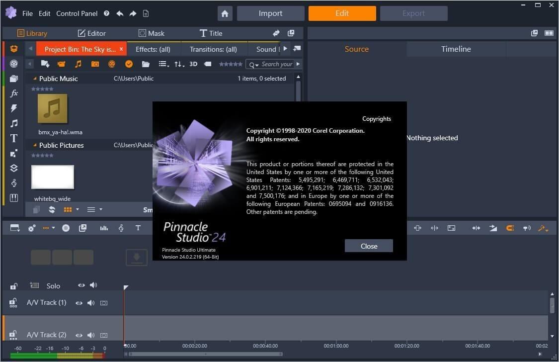 Pinnacle-Studio-Ultimate-free-keygen