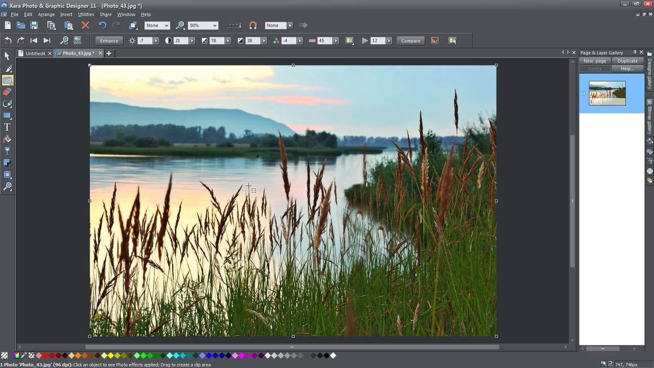 Xara Photo Graphic Designer keygen