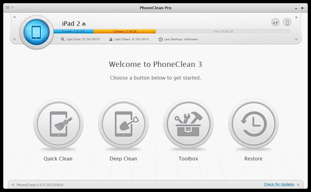 iMobie PhoneClean keygen