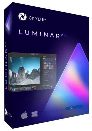 Luminar AI 1.0.0 (7261) Full Free DownloadCrack +Serial key 2021