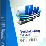 Remote Desktop Manager Enterprise 2021.1.27.0 Serial key Free Download
