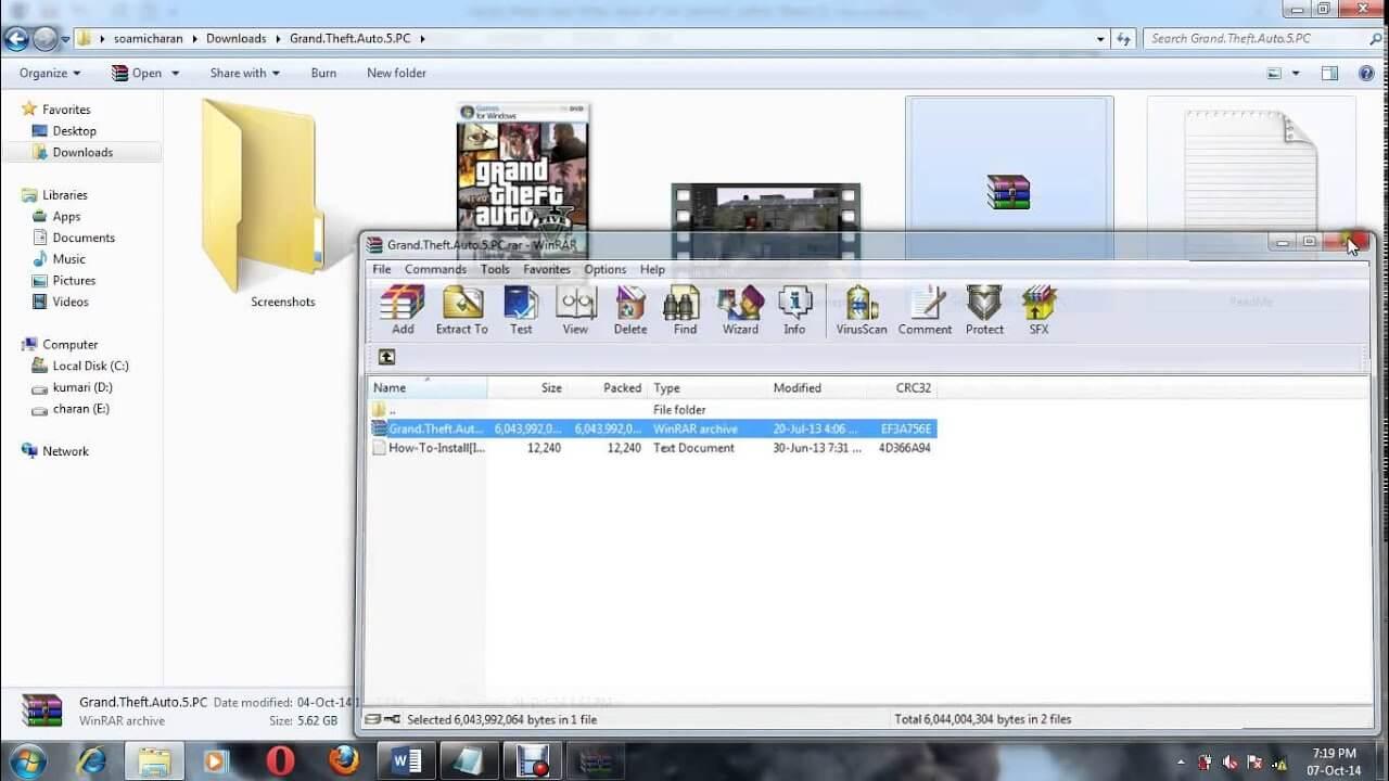 Grand Theft Auto V free license key