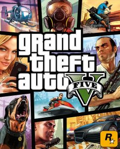 Grand Theft Auto V full crack 2021