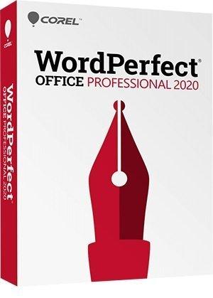 Corel WordPerfect Office [v20.0.0.200] Registration Key Crack 2021 Free