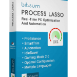 Process Lasso Pro 10.0.2.24 Crack +Activation Code free Download 2021