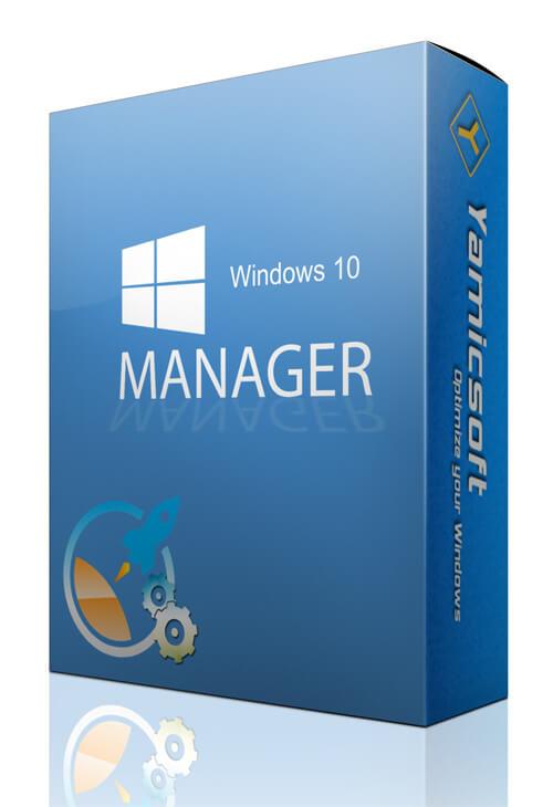 Yamicsoft Windows 10 Manager 3.4.7 crack