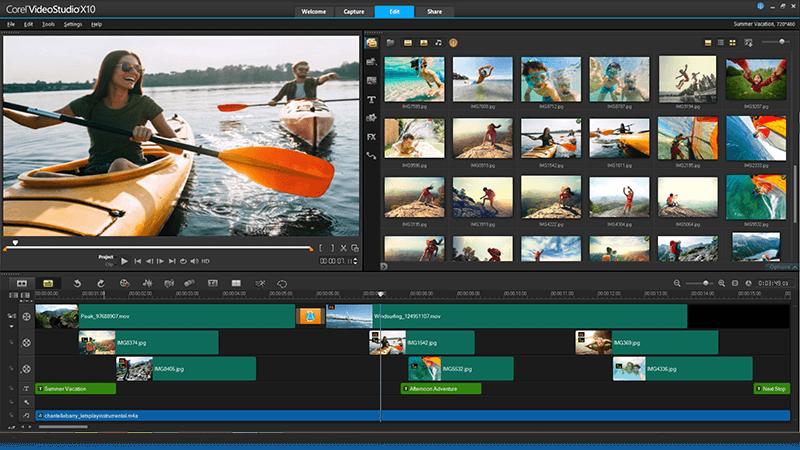 Corel VideoStudio Ultimate free keygen