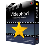 VideoPad Video Editor 10.37 Full Crack 2021 Free Download Registration Key