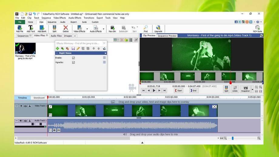 videopad video editor serial key crack