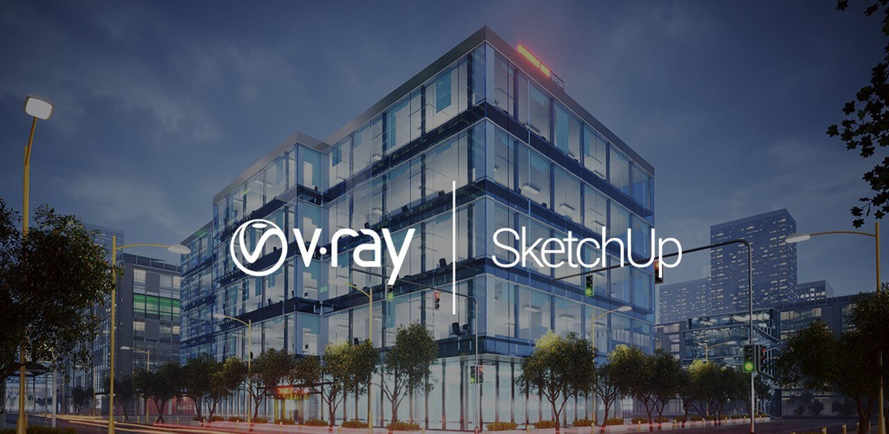 VRay Next 5.10.05 for SketchUp 2017-2021 latest crack