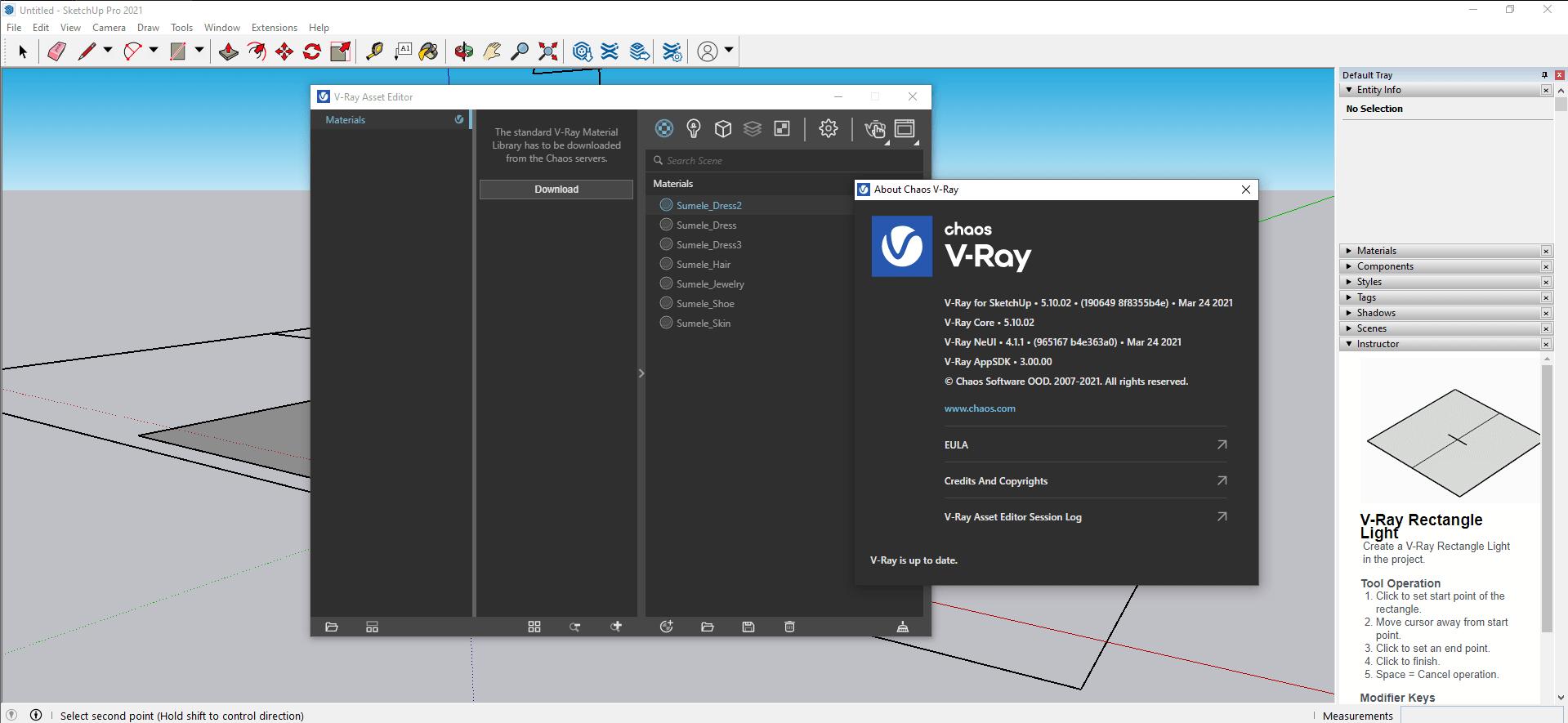 VRay Next 5.10.05 for SketchUp 2017-2021 serial key