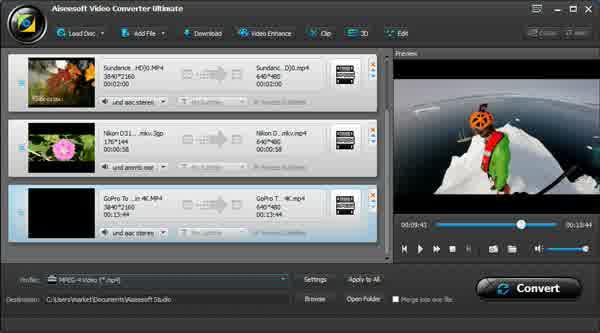Aiseesoft Total Video Converter latest crack