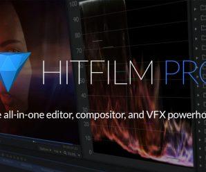 HitFilm Pro 16.0.10807.58344 Crack + Torrent 2021 Free Download